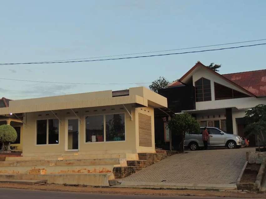 TURUN HARGA DI JUAL CEPAT Rumah Beserta Kios dan Furniture