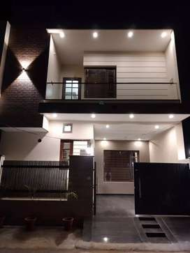 52 LAC KOTHI 3 BEDROOMS OPP CURO PVR CINEMAS JALANDHAR
