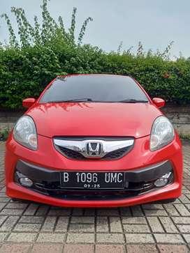 Honda Brio E automatic 2013