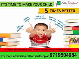 Online abacus and vedic maths classes