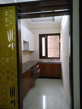 2 Bedrooms front side flat for sale in Vasundhara with covered parking