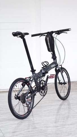 DIJUAL CEPAT Sepeda Fnhon Blast jarang dipakai!