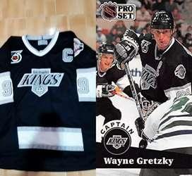 Jersey NHL hockey legend (wayne gretzky) classic 1991/92 vintage.