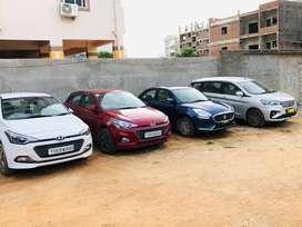 Self Drive Car rental in Hyderabad.