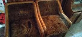 New condition sofa set