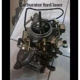 Ford laser carburator