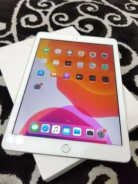 iPad Gen 6 32Gb Silver Fullset Ex Inter X/A