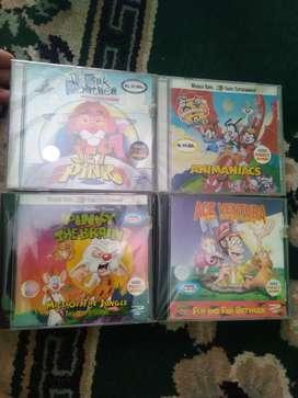 VCD film kartun original  take all