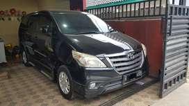 Toyota Kijang Innova type G 2.0 Luxury