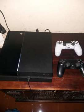 Ps4 fat seri 11 500GB