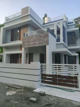3 bhk 1200 sqft 3 cent new build posh house at edapally near varapuzha