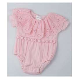 Rania embroidery jumper pink size 3bln