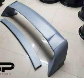 Honda Civic Mugen spoiler abs plastic set of 4