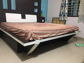 Bed, King size Bed, Double bed, Bed with storage, Designer bed