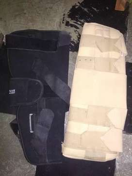 Knee Immobilizer 2 set for price of Rs 500