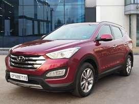 Hyundai Santa Fe 4 WD Automatic, 2015, Diesel