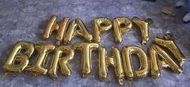 Birthday baloons