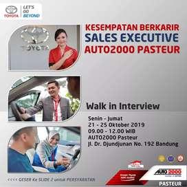 Sales Executive Astra International