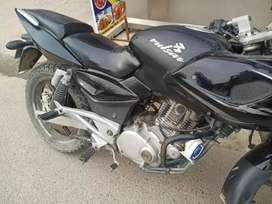 """Good pu""""sar 220 bike"""