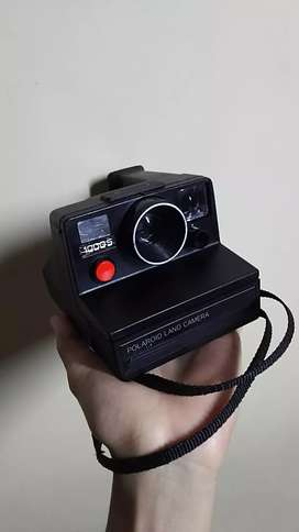 Kamera polaroid jadul land camera koleksi hiasan dekorasi vintage