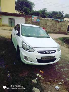 without gear automatic Verna fluidic new condition Delhi number