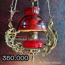 Produksi Lampu Gantung  Antik  Klasik  Hias Joglo