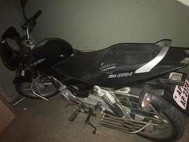 Bajaj Pulsar 150 black in excellent condition