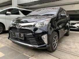 Toyota Calya 1.2 G Manual 2018 Dp Minim Bisa