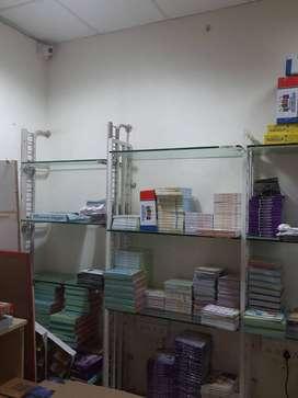 Glass Shelf Racks