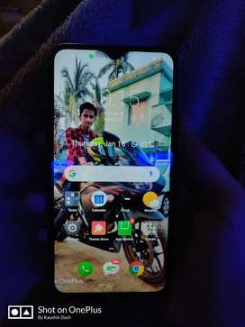 REALME 3i 4 Months Old Scratchless Condition