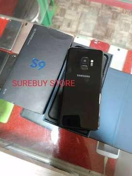 Samsung S9  64gb Black Colour..FixxPrice