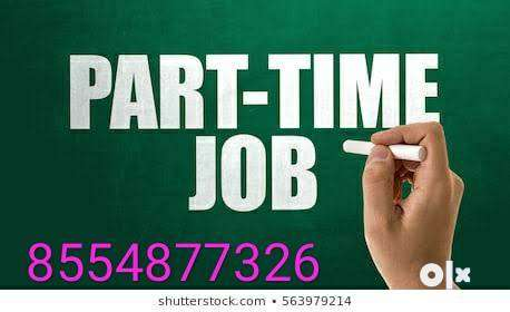 Use your free time in part time work and earn a lot of , healthy incom 0
