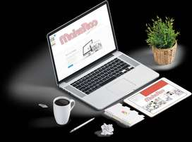 Make Your Website Today and Be Present In Online World