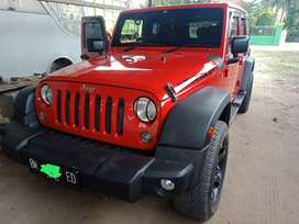 Wrangler Unlimited Sport 4x4 AT