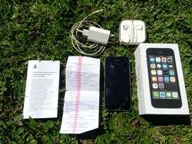 Iphone 5s 16GB Ex Garansi Resmi mulus