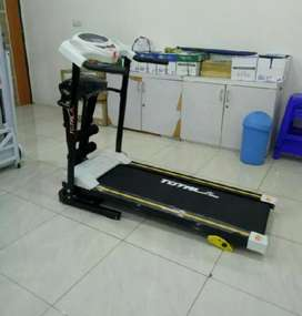 TL629 Electric Treadmill 3 Fungsi new