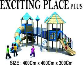 TOP Mainan Anak Outdooor Exciting Place Plus