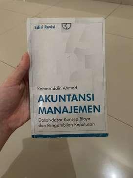 Akuntasi Manajemen