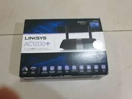 Linksys E6350 AC 1200 wifi router perfectly working in very good condb