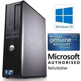 DELL OPTIFLEX 780 CPU 2GB/500GB ONLY RS5500 IN96888111O3 MYSUR