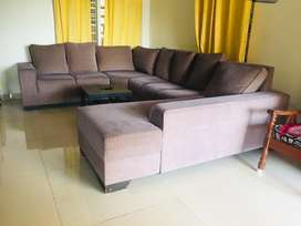 9 seater fabric sofa for sale