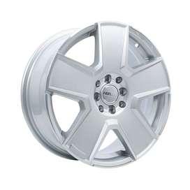 HSR-Kwoor-JD807-Ring-17x7-H8x100-1143-ET45-Silver-Machine-Face