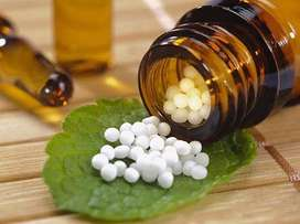 Homeopathy doctor for cheritable clinic in paschim vihar
