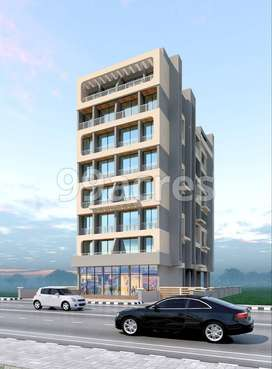 1BHK Apartment For Sale in ulwe