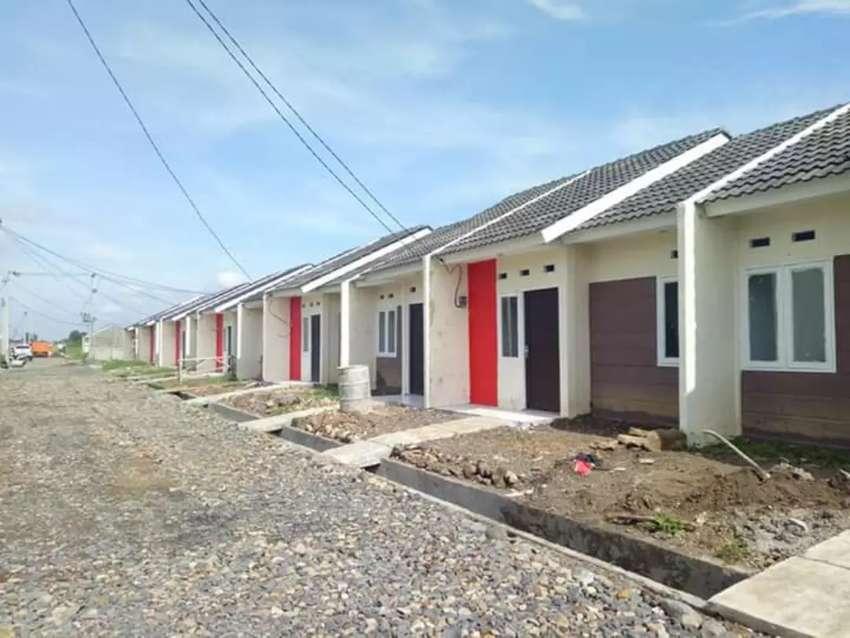 Over kredit rumah subsidi 20 juta di Cibarusah Bekasi 0