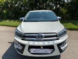Toyota INNOVA CRYSTA ZX 2.4 Diesel 7 Seater, 2017, Diesel