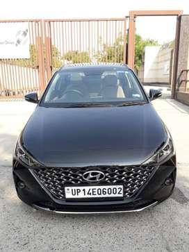 Hyundai Verna VTVT 1.6 SX, 2021, Petrol