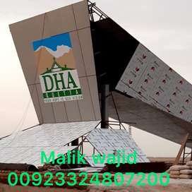 Dha Quetta 1 kanal (500 sqd) verified open affidavits for sale