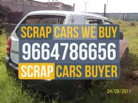 Haua. Accidental old damaged rusted junked car scrap buyers