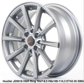 Type HUSTLER JD9018 HSR R16X7/85 H8X100-114,3 ET42/35 SMG